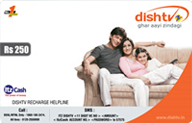 Dish TV Card