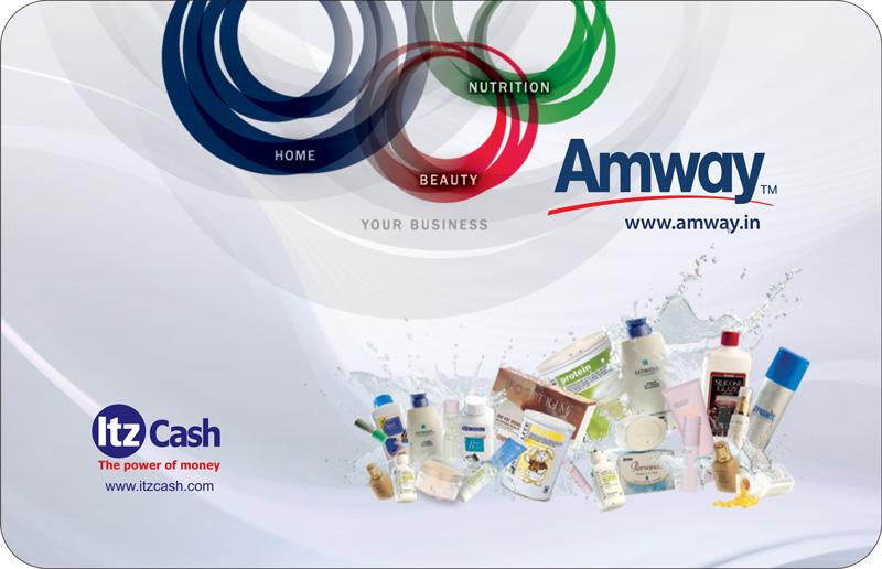 Amway_Card