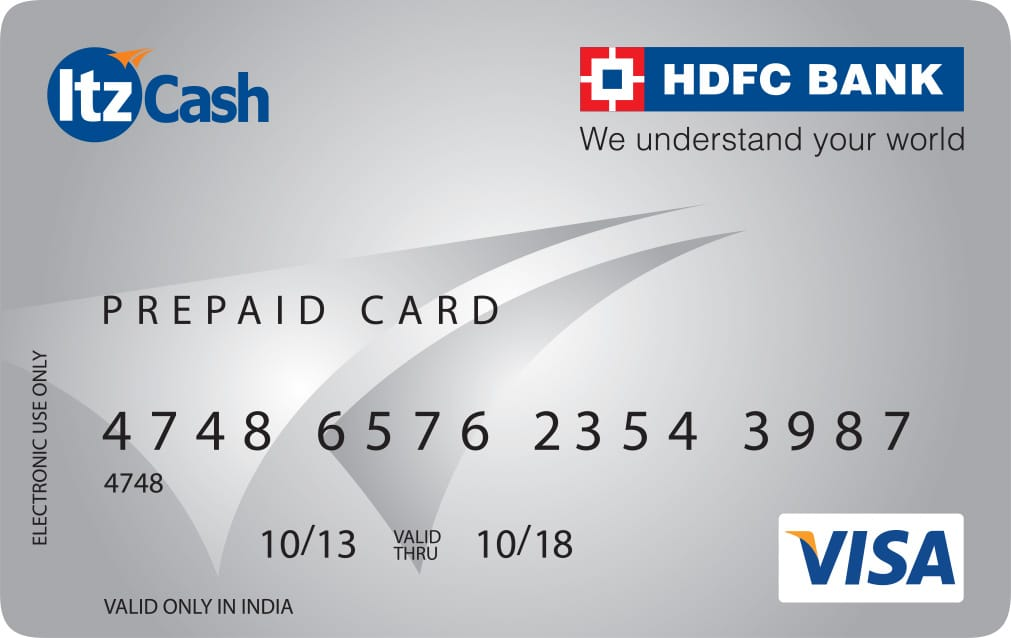 Hdfc forex card online check